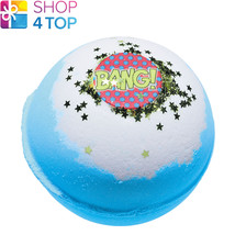 Fizz Bang Pop Bath Blaster Bomb Cosmetics Lemongrass Black Pepper Handmade New - $5.83