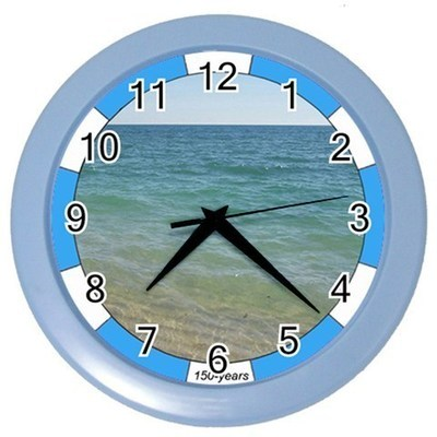 Primary image for Stress Reducer Decorative Color Wall Clock Gift model 35315660