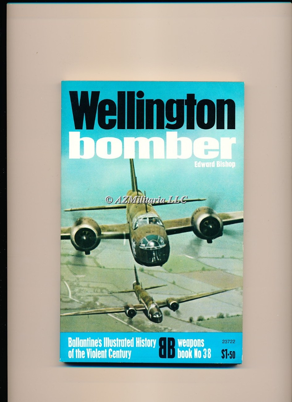 Wellington Bomber (Weapons Book, No 38)