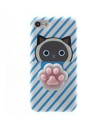 Moto X Style Case,3D Poke Squishy Cat Seal Panda Polar Bear Squeeze Stre... - $9.89