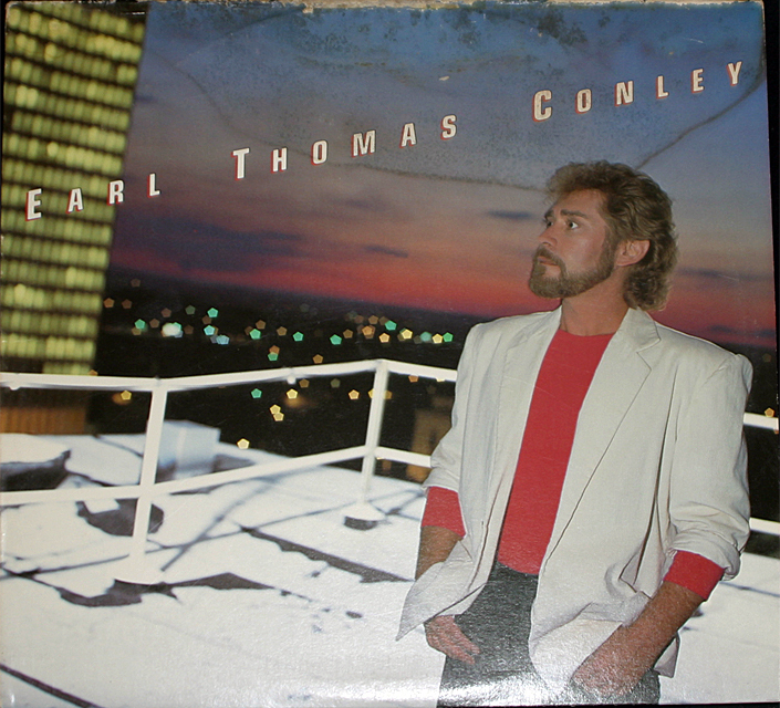Earl thomas conley  greatest hits  cover