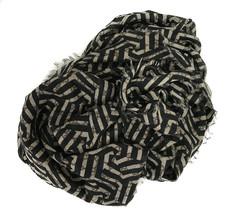 NEW/AUTHENTIC Gucci Gg Kaleidoscope Mokki Modal Silk Scarf - $299.00