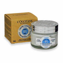 L'Occitane Shea Butter Light Comforting Cream 1.7 Oz 5% Shea Butter New ... - $27.08