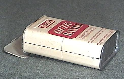 Rexall Firstaid Quik-Bands Bandage Tin