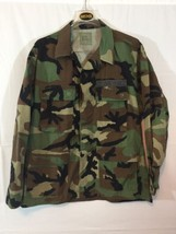 Air Force Men's Digital Camo Uniform Utility Shirt Jacket Coat Sz MEDIUM... - $19.34