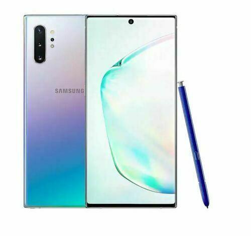 2019 Samsung Galaxy Note 10+ Plus 5G SM-N976 256GB-Aura Glow(Factory Unlock)