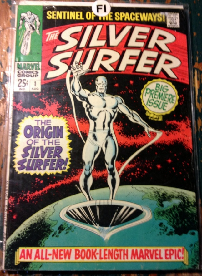 Silver Surfer (1968) # 1 FINE Marvel Comics