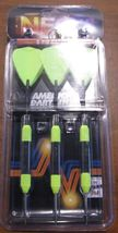 Bottelsen Super Alloy NEON Yellow Gorilla Grip Steel tip 20 Gram Dart Se... - $21.50
