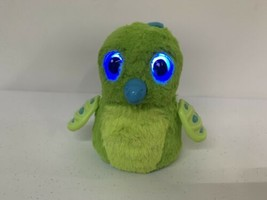 Hatchimals Draggle Green Dragon Hatched Opened No Egg Toys Interactive G... - $8.90