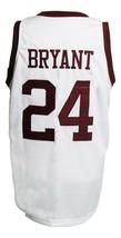 Kobe Bryant Bala Cynwyd Middle School Basketball Jersey New White Any Size image 2