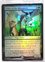 "Magic the Gathering MTG ""Vizier of the Menagerie"" Mythic Rare Foil Promo... - $4.88"