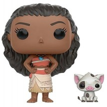 Moana Action Figure With Pua Movie Character Birthday Gift Toy For Fan A... - $16.99