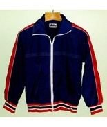 Sweet 70's Vintage Men's Baseball Jacket Large ... - $22.00