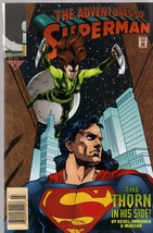 The Adventures of Superman #521 (March 1995) [Comic] by DC Comics - $6.99