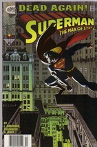 Superman: The Man of Steel #39 (December 1994) [Comic] by DC Comics - $6.99