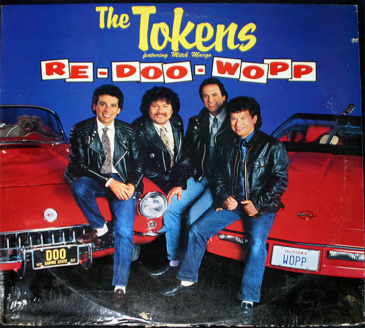 The tokens  re doo wopp  cover