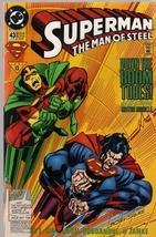 Superman: The Man of Steel #43 (April 1995) [Comic] by DC Comics - $6.99