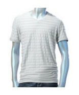 Rock & Republic Mens Pearl Blue Polo Shirt M Medium L Large - $19.99