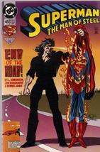 Superman: The Man of Steel #45 (June 1995) [Comic] by DC Comics - $6.99