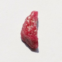 Charming Natural Ruby Unheated Ruby Gemstone Rough Red Ruby 19x9 MM R28755 - $4.19
