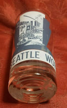 "1962 Seattle World's Fair ""Boulevards of th World"" Drinking Glass Souvenir image 7"