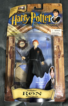 Brand New - Harry Potter Ron Action Figure Gryffindor Wizard Collection ... - $9.89