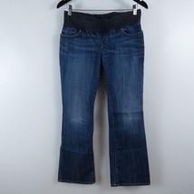 GAP Maternity Stretch Flare Leg Jeans Size 27 - $24.74