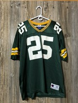 NFL GREEN BAY PACKERS DORSEY LEVENS #25 CHAMPION JERSEY MEN'S SIZE 48 - $29.69