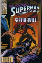 Superman: The Man of Steel #41 (February 1995) [Comic] by DC Comics - £5.52 GBP