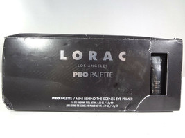 Lorac - Pro Palette + Mini Behind the Scenes Eye Primer **READ** [HB-L] - $33.75