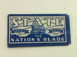 State The Nations Double Edge Blade - $7.91