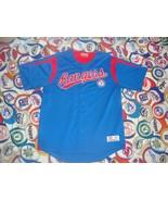 Texas Rangers baseball Sewn Jersey Sz L - $22.41