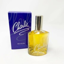 NEW Revlon Charlie Women's Eau De Toilette Natural Spray 3.5 FL Oz - $42.75