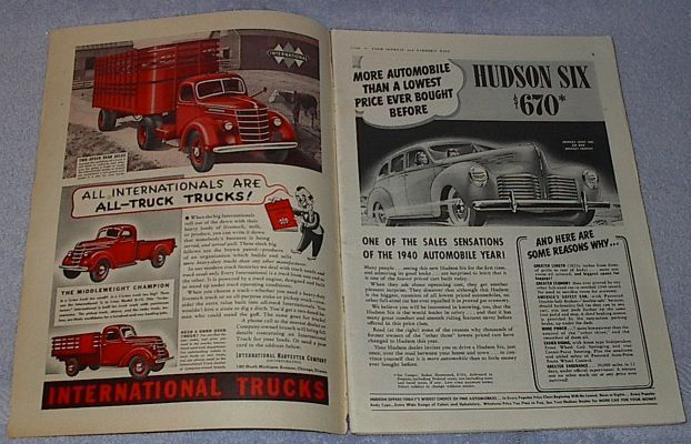 Farm Journal Farmers Wife Magazine June 1940