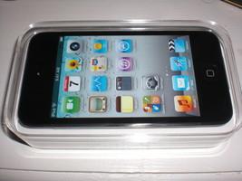 Apple iPod Touch 8GB Black 4th Gen (Worldwide Shipping) - $188.09