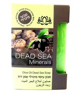 125 Gr 4.4 Oz Body Massage Dead Sea Minerals Olive Oil Soap - $6.99