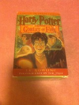 Harry Potter Goblet Of Fire --- 12 CASSETTES---FREE SHIP--VGC - $15.39