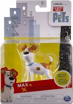 The Secret Life of Pets - Max Poseable Pet Figure NIP - $8.72