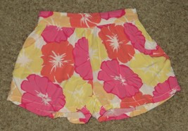 Gymboree Flower Floral Shorts Size 5  - $9.49