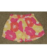 Gymboree Flower Floral Shorts Size 5  - $9.49