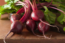7560mg Organic Detroit Dark Red Beet Seeds Nutritious Root and Greens no... - $13.99