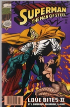 Superman: The Man of Steel #42 (March 1995) [Comic] by DC Comics - $6.99