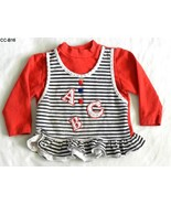 Classic Club Baby size 24 mo. A-B-C Top - $4.00