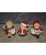 Homco Children's Christmas Band Trio 5106 Home Interior - $11.99