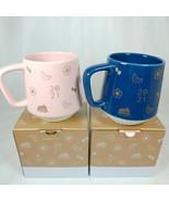 Starbucks Reserve Roastery Pleats Mug Sakura 2021 Tokyo Limited 2-Piece Set - $148.50