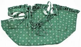 "Longaberger Liner, Heritage Green Fits the ""Gourmet Picnic"" Basket, NEW - $11.87"