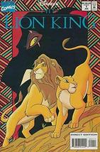 Disney's Lion King #1 Marvel Comics 1994 Fine Condition - $44.10