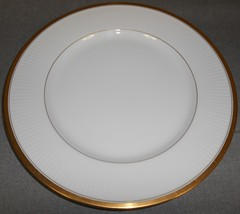 Fitz & Floyd CLASSIQUE d'OR PATTERN Chop Plate or Round Platter - $69.29