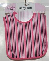 Baby Ganz Girl Pink Black White Stripped Matching Gift Set image 9
