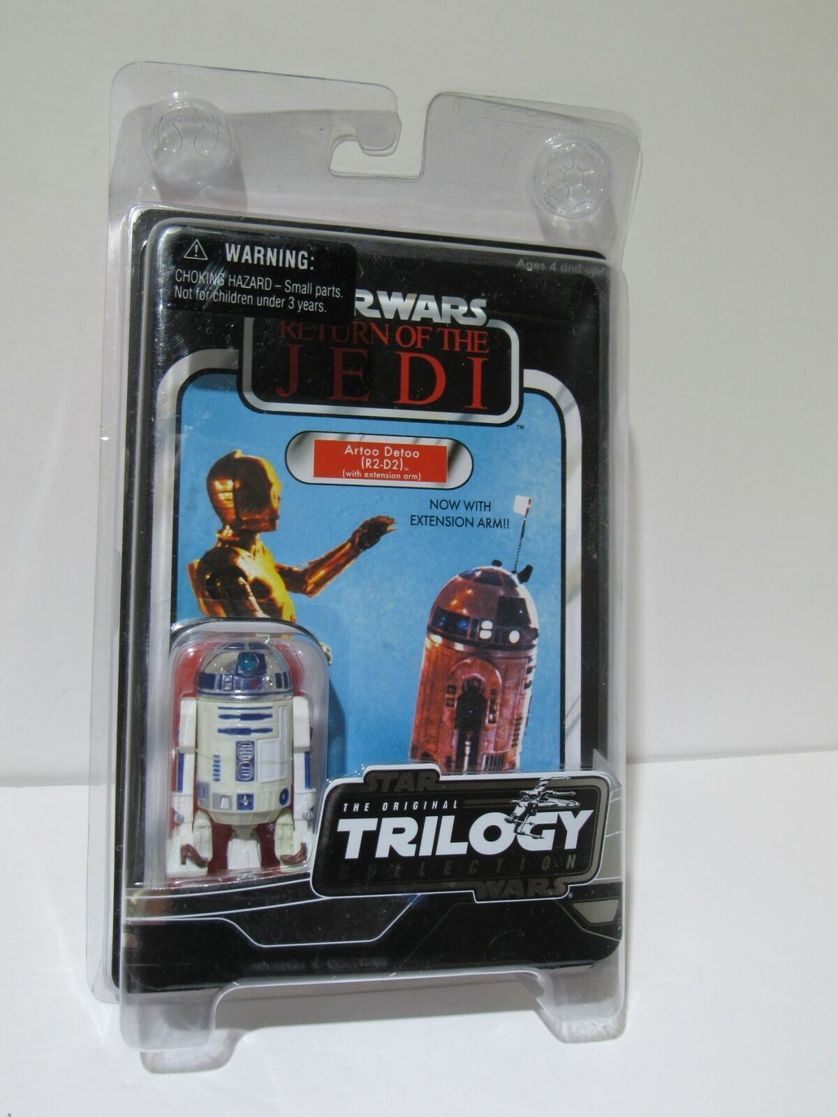 "Star Wars Trilogy Return of the Jedi Collection 3.75"" Figure: R2-D2"